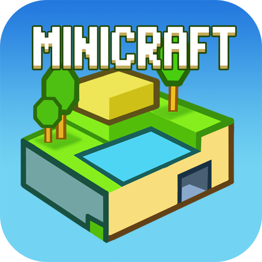 Minicraft LOGO-APP點子