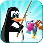 Alex the Fishing Penguin
