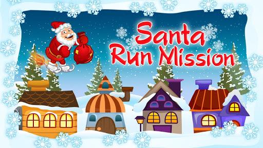 Santa Run Mission