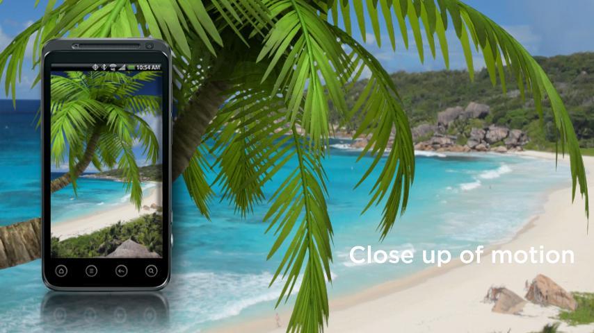 Beach Live Wallpaper Screenshots