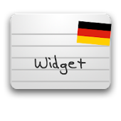 German Word of the Day Widget