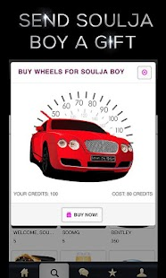 Soulja Boy SODMG Official App - screenshot thumbnail