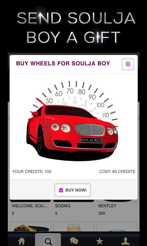 Soulja Boy SODMG Official App - screenshot
