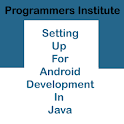 Android Programming Java Setup logo