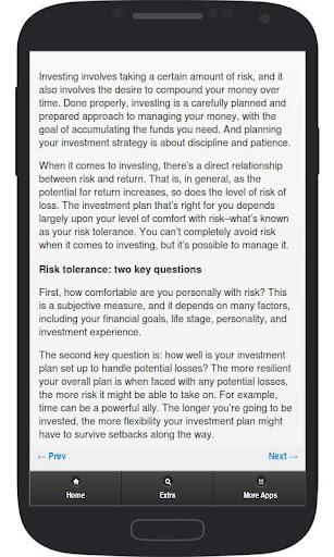 【免費財經App】Financial Planning Basics-APP點子