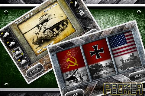 Panzer War - screenshot