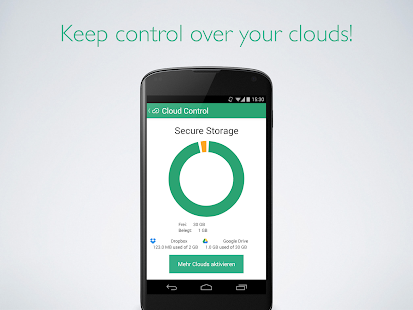 SecureBeam - control the cloud- screenshot thumbnail