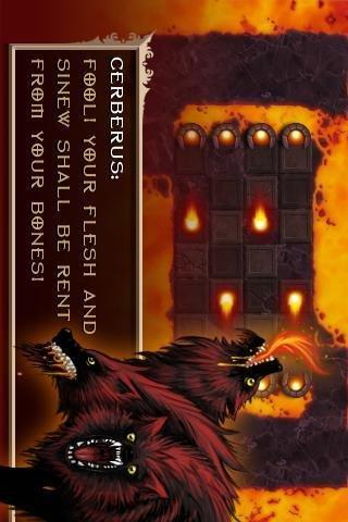 Dante: THE INFERNO game - FREE - screenshot