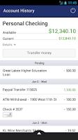 Screenshot of VyStar Credit Union