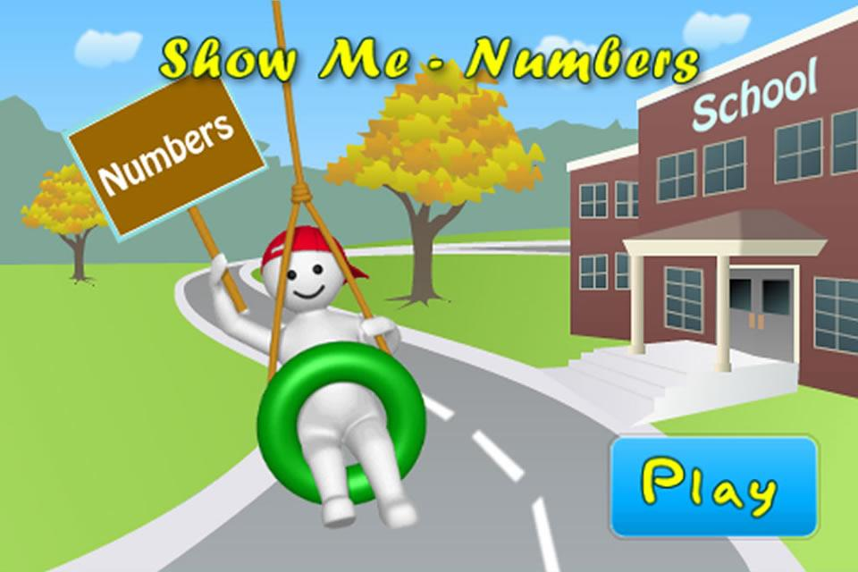 Show Me Numbers-Autism Series- screenshot