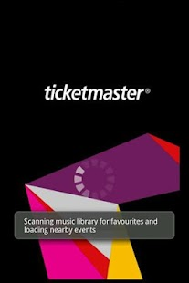 Ticketmaster UK - screenshot thumbnail