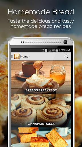 Bread Recipes FREE