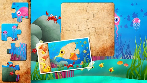 HD Puzzle Kids & Toddlers Lite Screenshot 19