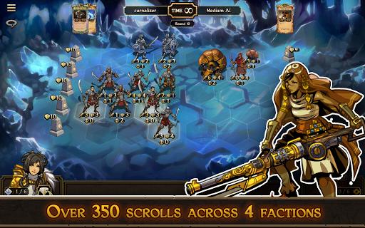 Scrolls  gameplay | by HackJr.Pw 2