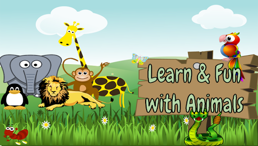 Learn Fun with Animals