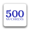 500 Words icon