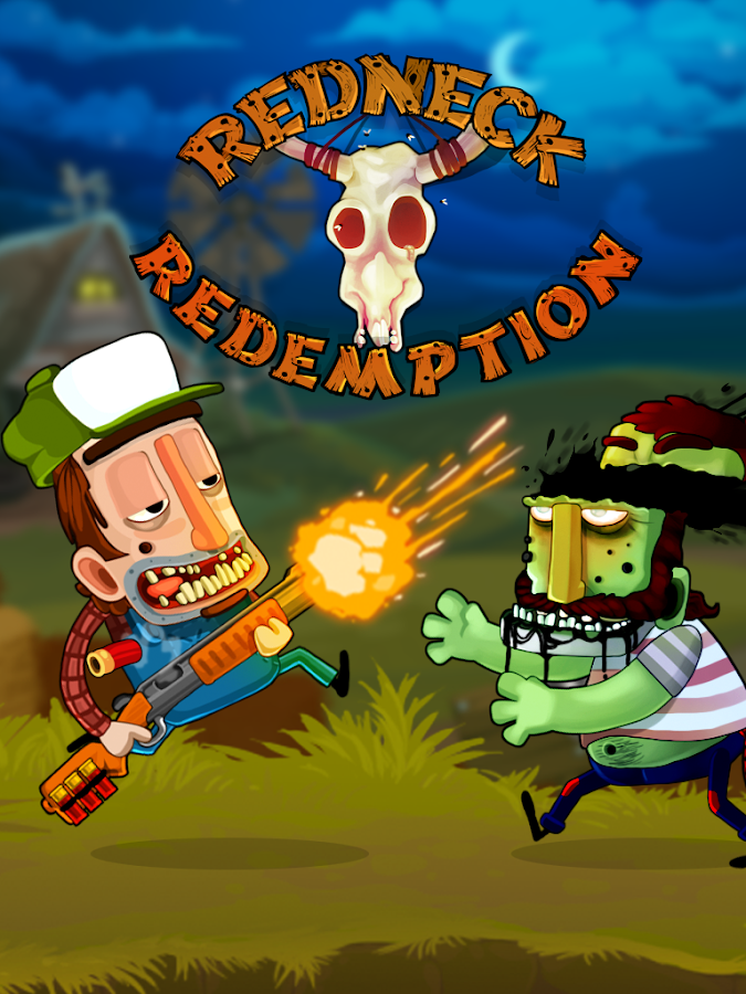 Redneck Redemption: Zombie War: captura de tela