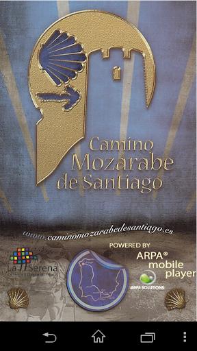 【免費旅遊App】Camino Mozárabe de Santiago-APP點子