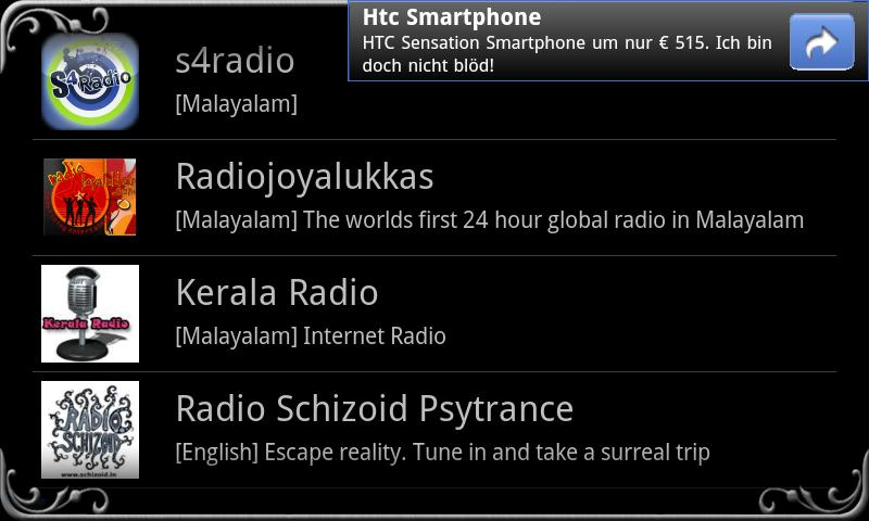 real Radio Austria - screenshot