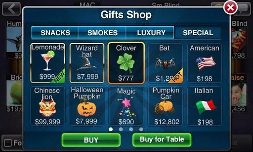 Texas HoldEm Poker Deluxe 1.8.0 screenshots 10