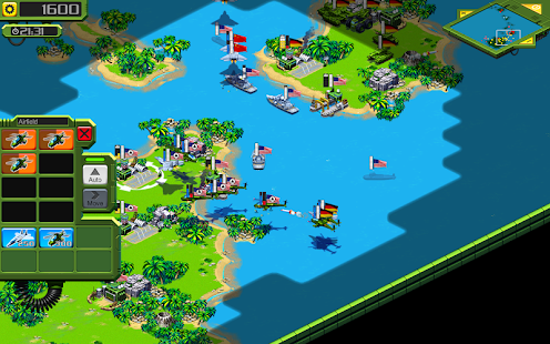 Tropical Stormfront LITE - RTS - screenshot thumbnail