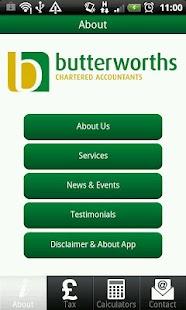 Butterworths- screenshot thumbnail