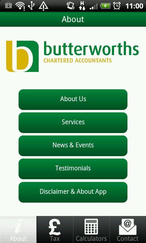 Butterworths- screenshot