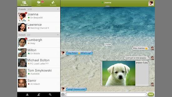 玩通訊App BeejiveIM Jabber的免費 APP試玩