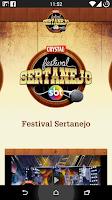 Screenshot of Festival Sertanejo SBT