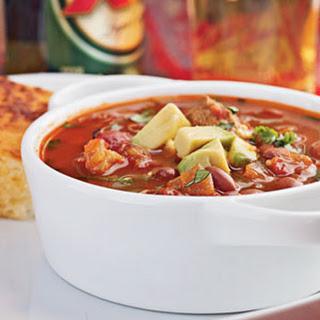 Southwestern Pork Soup.