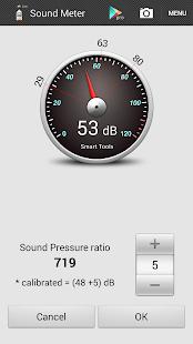 Sound Meter- screenshot thumbnail