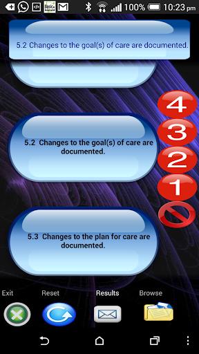 Ward Checklist KCMH