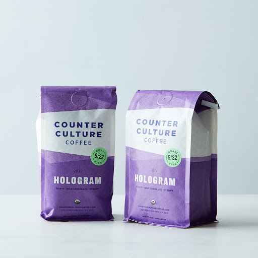 Hologram Counter Culture Coffee (2 Bags)