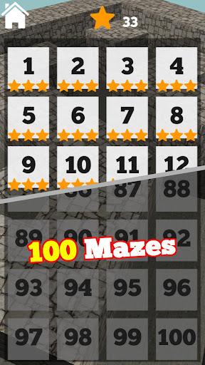 3D Maze Level 100 2.1 Windows u7528 4