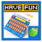 Have Fun GO Keyboard Theme
