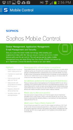 【免費商業App】Sophos Partners-APP點子