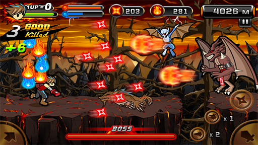 Devil Ninja 2 2.9.4 screenshots 4
