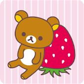 Rilakkuma Battery Widget 1