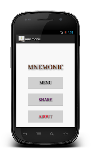 【免費醫療App】mnemonic-APP點子