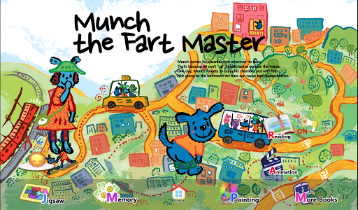 Munch the Fart Master
