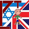 English Hebrew Hangman icon