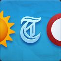 Weer & Verkeer praatje icon