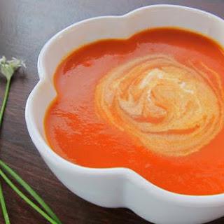 Tomato, Tomato, Tomato Soup! (Pressure Cooker Recipe)