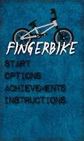 Screenshot of Fingerbike: BMX