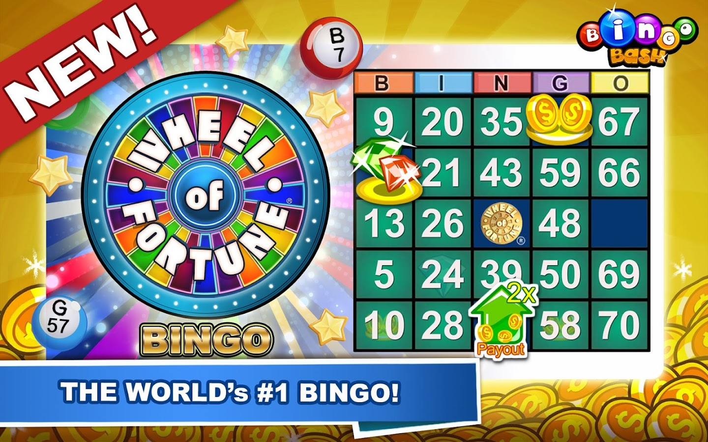 Bingo Bash - screenshot