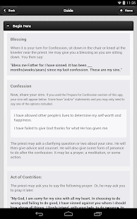 Confession App: Catholic- screenshot thumbnail