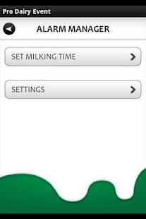 Pro Dairy Event- screenshot thumbnail