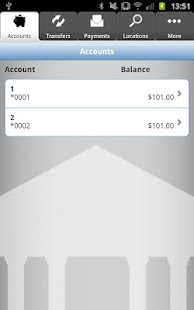 TouchBanking- screenshot thumbnail
