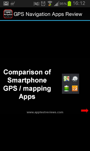 GPS Map Navigation Apps Review