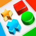 Match Similar Puzzle: Shapes! icon